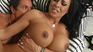 Busty Mariah getting fucked fast
