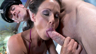 McKenzie Lee allows him to facefuck the shit out of her