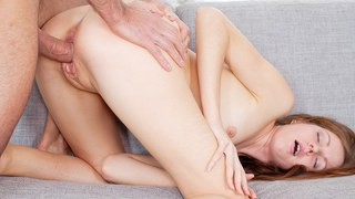 Art porn clip showing Kamilla getting ass fucked
