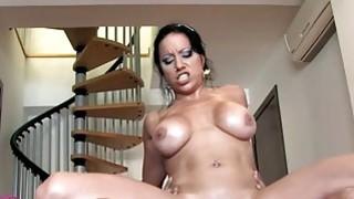 Gigi Love has a big cock