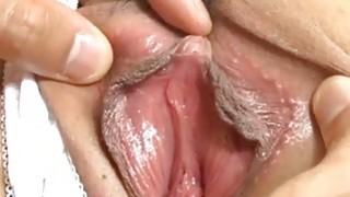 Sexy?Ruri Kouda loves cock deep in her hairy twat