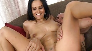Home is subduing a wild pussy with wet licking