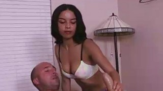 Teen Masseuse Treats A Hard Cock Her Way