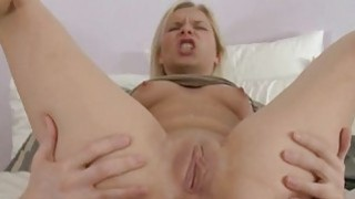 An cock permeates sweet babes booty hole