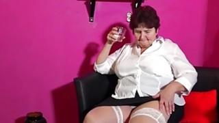 OmaHotel Old masturbation compilation