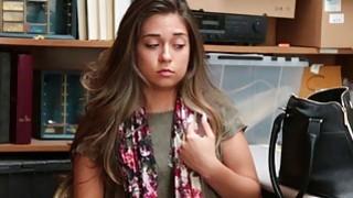 Not so innocent teen Shane Blair caught for shoplyfting