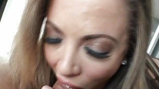 Amorous bawdy cleft satisfying with a horny pair
