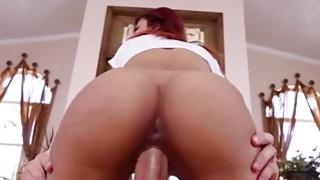 Sexy Jade Jantzen fucks cock for cash