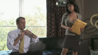 Outstanding Kaylani Lei & Amia Miley please lucky dudes with strong cocks